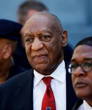 Bill Cosby's sex assault conviction gets high court review.