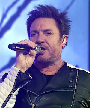 Duran Duran frontman Simon Le Bon and his family battled COVID-19 back in March.