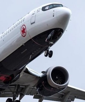 Boeing 737 MAX can return to Canadian airspace beginning Wednesday, Transport Canada says.