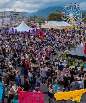 Vancouver's Pacific National Exhibition cancelled for second year due to pandemic.