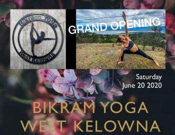Bikram Yoga West Kelowna Grand Opening Castanetkamloops Net