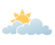 Mainly cloudy. Wind becoming east 20 km/h late in the morning. High 23. UV index 7 or high.